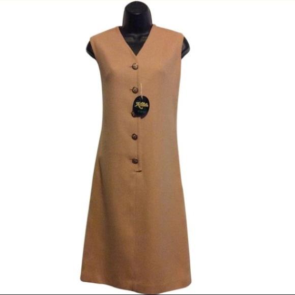 Kelita Original Dresses & Skirts - Kelita Original Vintage Wool Dress